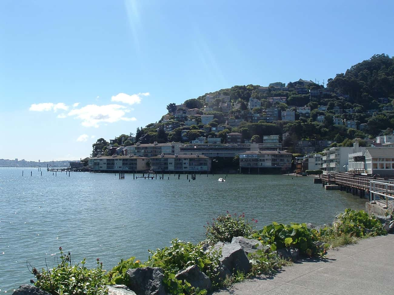 Sausalito is listed (or ranked) 3 on the list The Top Babymoon Destinations