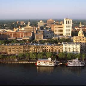 Savannah is listed (or ranked) 17 on the list The Best US Cities for Architecture
