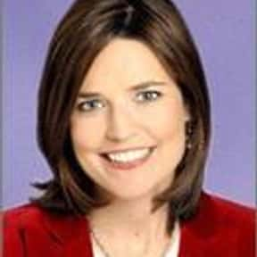 Savannah Guthrie is listed (or ranked) 6 on the list The Most Trustworthy Newscasters on TV Today