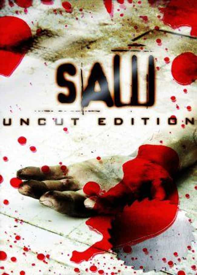 Saw is listed (or ranked) 6 on the list 19 Movies Where a Dead Body Is Integral to the Plot