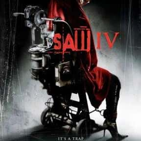 Saw IV is listed (or ranked) 17 on the list The Most Overrated Movies of All Time