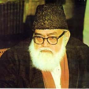 Abul A'la Maududi is listed (or ranked) 3 on the list Famous Authors from Pakistan