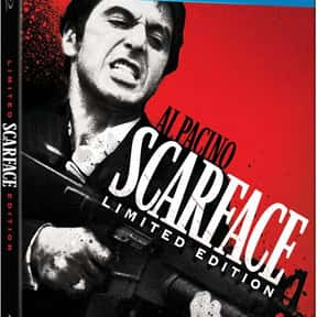 Scarface is listed (or ranked) 24 on the list The Best Movies for Drinking Games