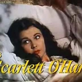 Scarlett O'Hara is listed (or ranked) 23 on the list The Greatest Female Characters in Literature, Ranked