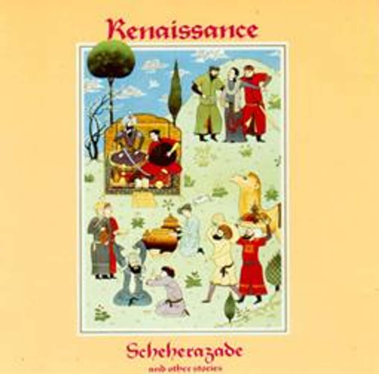 Scheherazade and Other Stories is listed (or ranked) 2 on the list The Best Renaissance Albums of All Time