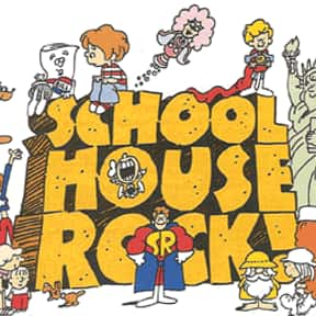 Schoolhouse Rock is listed (or ranked) 6 on the list The Best Family-Friendly Musical TV Shows, Ranked
