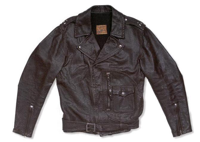 Random Best Men's Leather Jacket Brands