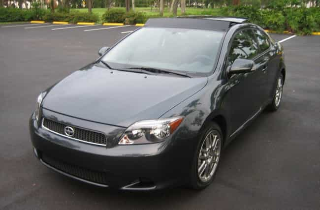 Scion tC is listed (or ranked) 3 on the list Full List of Scion Models