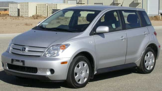 Scion xA is listed (or ranked) 4 on the list Full List of Scion Models