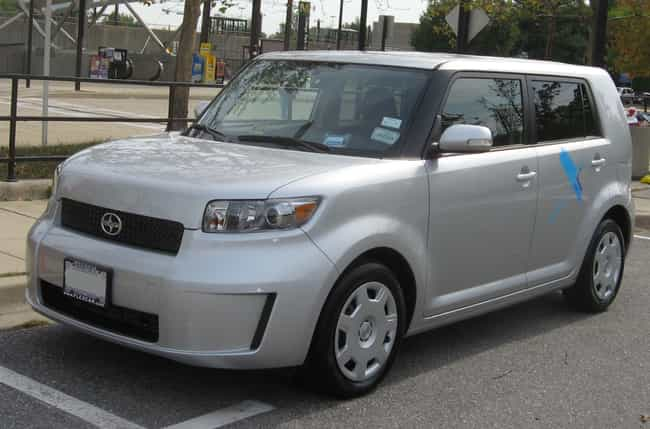 Scion xB is listed (or ranked) 1 on the list Full List of Scion Models