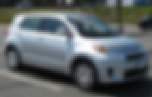 Scion xD is listed (or ranked) 2 on the list Full List of Scion Models