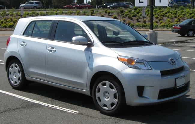 scion xd is listed or ranked 2 on the list full list of scion