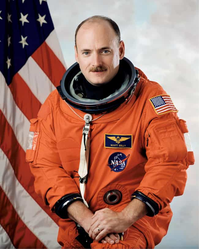 Scott Kelly is listed (or ranked) 2 on the list Famous SUNY Maritime College Alumni/Students