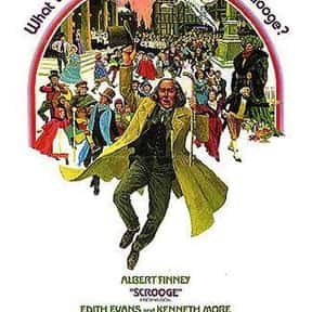 Scrooge is listed (or ranked) 6 on the list The Best '70s Christmas Movies