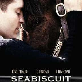 Seabiscuit is listed (or ranked) 14 on the list The Best Movies of 2003