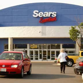 Sears Holdings is listed (or ranked) 12 on the list List of Department Stores Companies