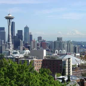 Seattle is listed (or ranked) 17 on the list The Best American Cities for Artists