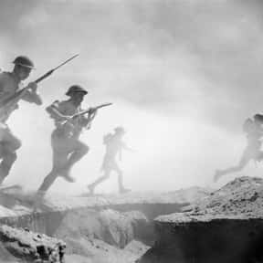 Second Battle of El Alamein is listed (or ranked) 23 on the list World War II Battles Involving the Axis Powers