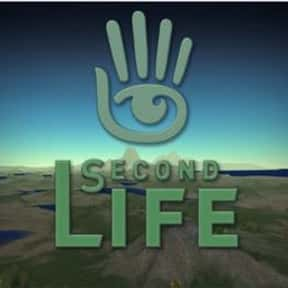 Second Life is listed (or ranked) 1 on the list The Best Virtual World Games of All Time
