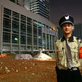 Security guard is listed (or ranked) 21 on the list The Most Dangerous Jobs in America