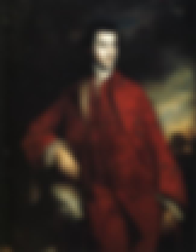 Charles Lennox, 3rd Duke of Ri... is listed (or ranked) 1 on the list Famous Portraits by Joshua Reynolds