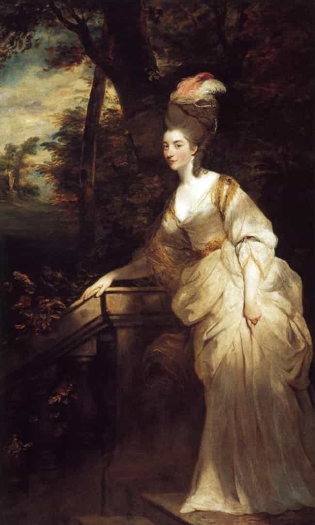Georgiana, Duchess of Devonshi... is listed (or ranked) 2 on the list Famous Georgiana Cavendish, Duchess of Devonshire Art