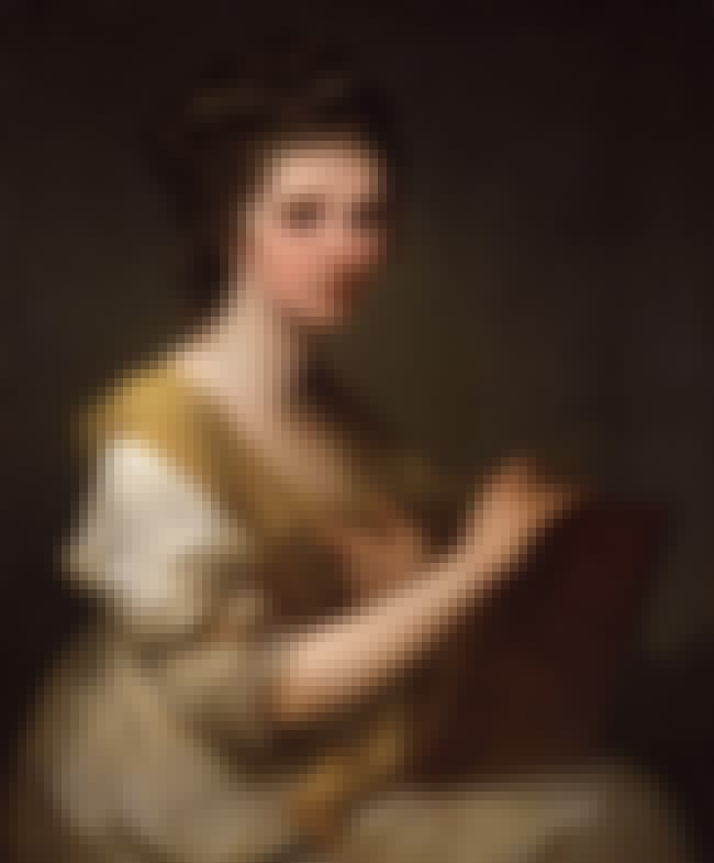 Self-Portrait is listed (or ranked) 4 on the list Famous Angelica Kauffmann Paintings