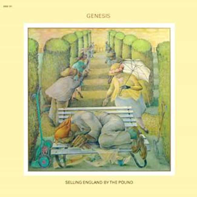 Selling England by the P... is listed (or ranked) 1 on the list The Best Genesis Albums of All Time