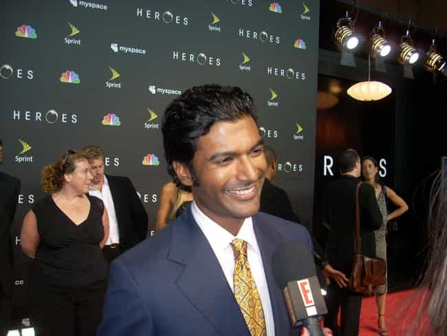 Sendhil Ramamurthy is listed (or ranked) 5 on the list Indian-American Actors & Actresses