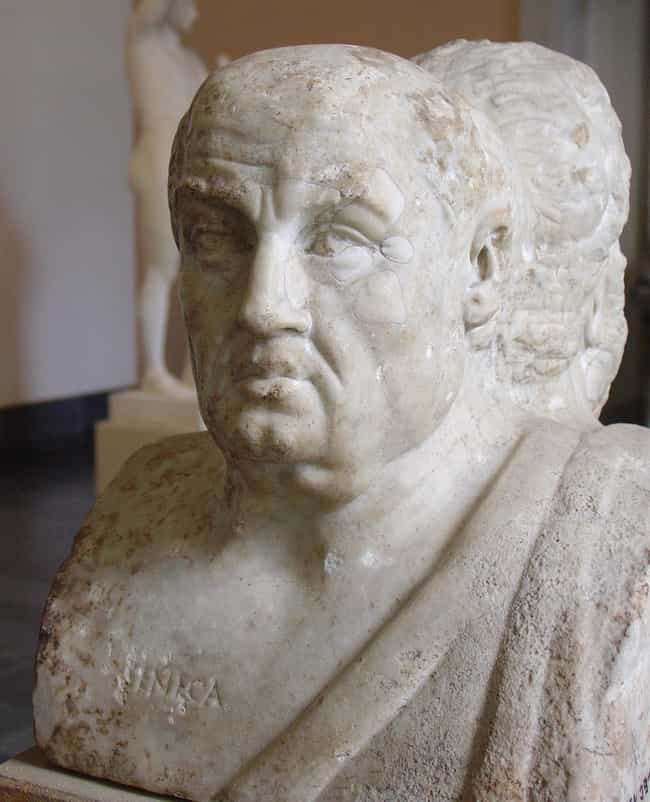 Seneca the Younger is listed (or ranked) 2 on the list Famous People Who Died of Exsanguination