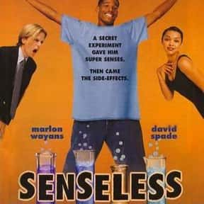 Senseless is listed (or ranked) 19 on the list The Best Rip Torn Movies of All Time, Ranked
