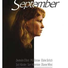 September is listed (or ranked) 15 on the list The Best Movies About Vermont