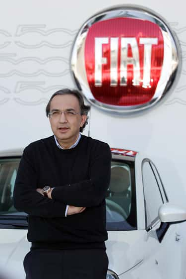 Sergio Marchionne is listed (or ranked) 2 on the list Famous Male Accountants