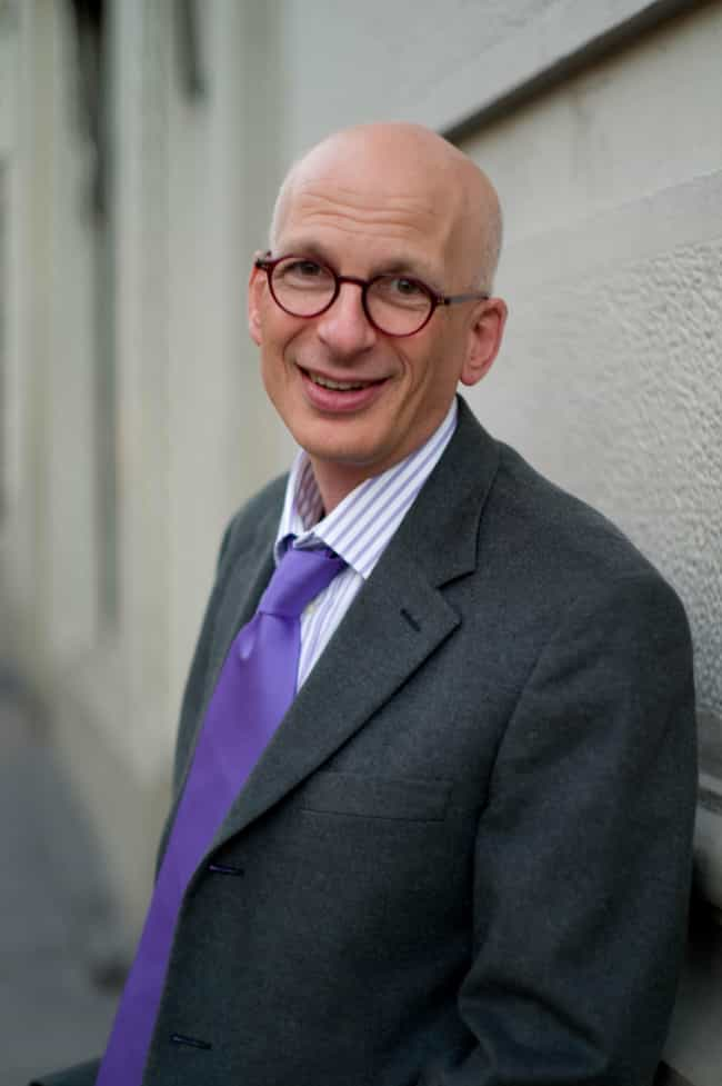 Seth Godin is listed (or ranked) 1 on the list List of Famous Marketing Consultants