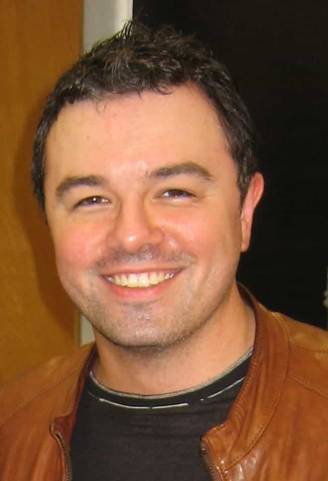 Seth MacFarlane is listed (or ranked) 7 on the list Famous People Who Never Married