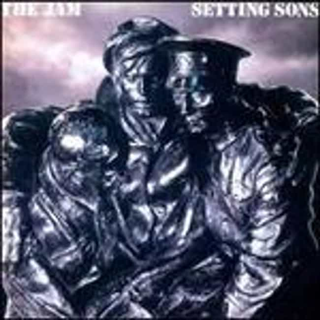 Setting Sons is listed (or ranked) 3 on the list The Best Jam Albums of All Time