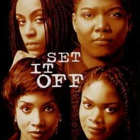 Set It Off is listed (or ranked) 4 on the list The Best Black Action Movies, Ranked