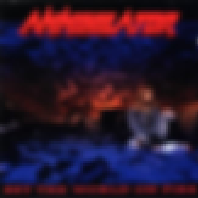Set the World on Fire is listed (or ranked) 3 on the list The Best Annihilator Albums of All Time