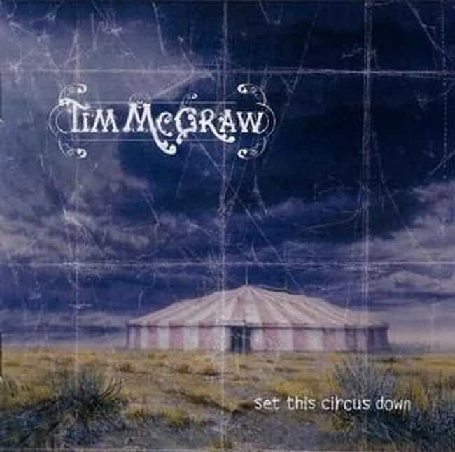 Set This Circus Down is listed (or ranked) 4 on the list The Best Tim McGraw Albums of All Time