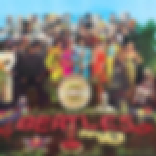 Sgt. Pepper's Lonely Hearts Cl... is listed (or ranked) 3 on the list The Greatest Album Covers