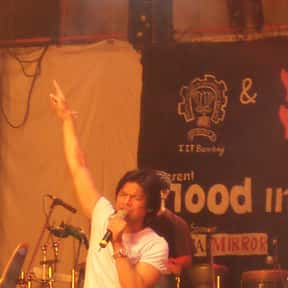 Shaan is listed (or ranked) 8 on the list The Greatest Indian Pop Bands & Artists, Ranked