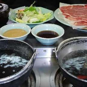 Shabu-shabu is listed (or ranked) 15 on the list The Best Types of Japanese Food