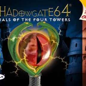 Shadowgate 64: Trials of the F is listed (or ranked) 20 on the list The Best Nintendo 64 RPGs