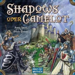 Shadows Over Camelot is listed (or ranked) 4 on the list The Best Board Games For 6-8 Players