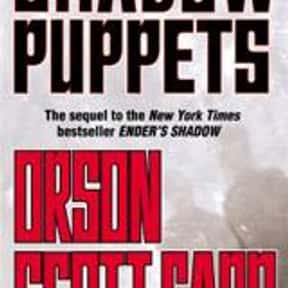 Shadow Puppets is listed (or ranked) 8 on the list The Best Orson Scott Card Books
