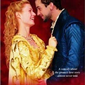 Shakespeare in Love is listed (or ranked) 2 on the list The Most Overrated Movies of All Time