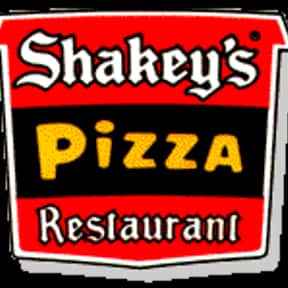 Shakey's Pizza is listed (or ranked) 14 on the list The Greatest Pizza Delivery Chains In The World