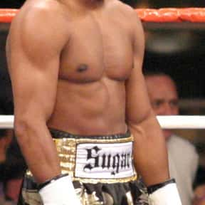 Shane Mosley is listed (or ranked) 22 on the list Famous Boxers from the United States