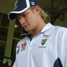Shane Watson is listed (or ranked) 13 on the list Famous Male Athletes from Australia