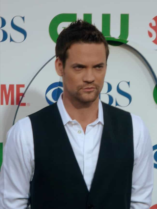 Shane West is listed (or ranked) 1 on the list Sherrie Rose Loves and Hookups